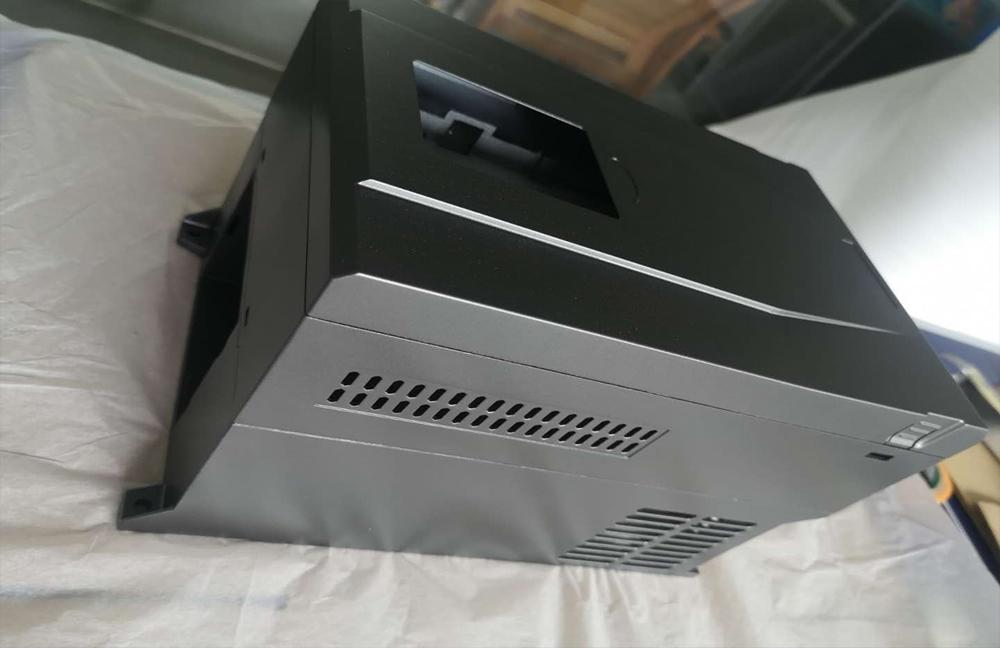 铁黑色PC壳-CNC手板