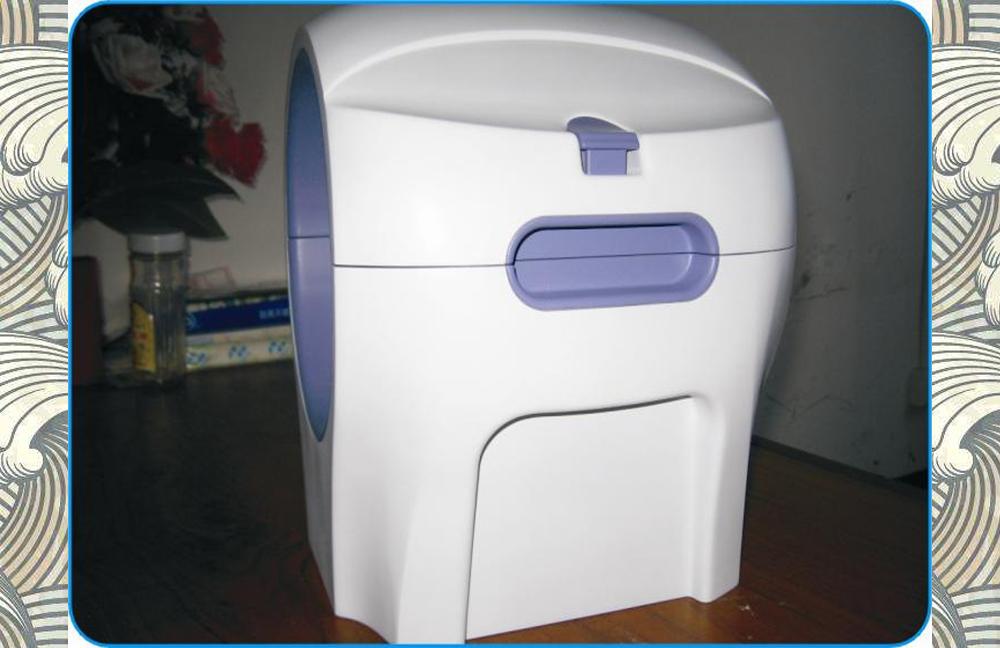 医疗仪器壳2-CNC手板