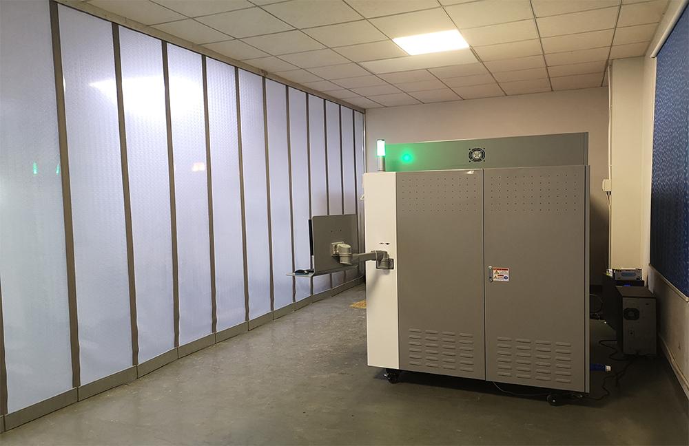 机器设备-3D打印机房